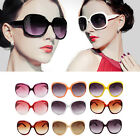Retro Vintage Shades Women's Girl Oversized Eyewear Fashion Designer Sunglasses