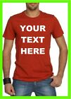 BUY your Custom Personalized T Shirt - Your TEXT CHEST PRINTED Camisetas