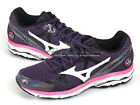 Mizuno Wave Rider 17 (W) Purple/White/Pink Lightweight Sports Running J1GD140301