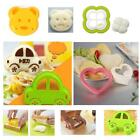 Cute DIY craft sandwich bread cake decorating toast baking cutters mold mould