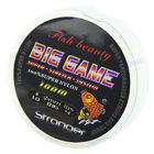 Super Strong Big Game 100M Long Sea Fish Fishing Braided Line Spool Rope 10 Size