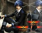 Anime Black Bullet Rentaro Satomi Cosplay Costume Shoes Boots Full Set Any Size