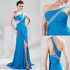 2014 LONG Homecoming Prom Evening Formal Party Wedding Ballgown Bridesmaid Dress