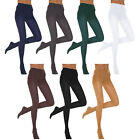 New Ladies Girls 70 Denier Opaque Tights Sizes S-XL Colours Available