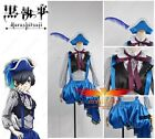 New Black Butler 3 Ciel Phantomhive The Circus Suits Cosplay Costume Any Size