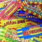 Swizzels Matlow Assorted Mini Me Retro Minis Chew Bars Vegetarian Party Sweets