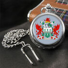 Mid West Wales Fire and Rescue Service Pocket Watch
