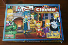 CLUEDO THE SIMPONS  By Waddingtons [Spare's  Replacements]