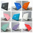 """Rubberized Hard Matte Case Cover Laptop Shell For Macbook AIR 11"""" / 13"""" inch"""