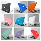 "Rubberized Hard Matte Case Cover Laptop Shell For Macbook AIR 11"" / 13"" inch"