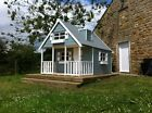 Childs Wooden 2 Storey Playhouse Wendyhouse - 7ft x 7ft to 7ft x 10ft overall