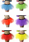 NEON Pink TUTU  Set ACCESSORIES 80's FANCY DRESS 1980's Fun Run Disco Hen Night