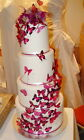 3D Butterflies - Pink -  Weddings, Invitations, Cards, Cakes, Toppers