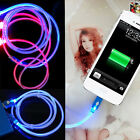3FT 8 Pin USB Data Sync Charge Cable With LED Light For iPhone 5/iPad & Android