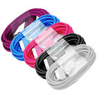 100 x USB Data Sync Charging Charger Cable Cord For iPhone 3G 4 4G 4S i Pad 2