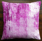 Designers Guild Fabric Ajanta Plum Cushion Covers