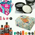 Lush cosmetics Rare retro, box sets, moisturisers, shower gel, conditioner