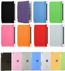 Magnetic Smart Case + Back Cover For Apple iPad 5 i Pad Air 2013 Sleep / wake