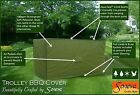 Trolley Garden BBQ Polyester Patio Protective Cover Weatherproof Barbecue