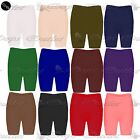 Womens Ladies Stretchy Hot Pant Leggings Dancing Cycling Tights Shorts Plus Size