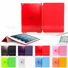 Smart Cover And Back Case For Apple Ipad Air With Stand Function