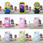 1x Cute Rabbit Stylish Rubber Soft Gel Silicone Case Cover For LG Google Nexus 5