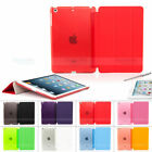 New Smart Cover Case For Apple Ipad Mini 3 2 1 With Stand & Sleep/Wake Feature
