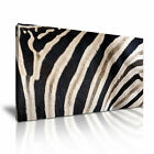 NEW ANIMAL Zebra 4 Canvas 1-21 Framed Printed Wall Art ~ More Size