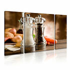 FOOD&DRINK Powders 5 3-B Canvas Framed Printed Wall Art ~ More Size