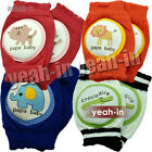 New Baby Crawling Knee Pad Toddler Cotton Child Elbow Protection Pads 80555