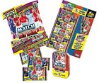MATCH ATTAX CARD 2014 2015 STARTER PACK BINDER/ CARDS / MULTIPACK / TIN + FIGURE