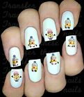30 BABY MINIONS DESPICABLE ME NAIL ART DECALS STICKERS PARTY FAVORS