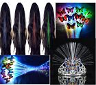Light-up Fiber Optic Led Hairpin Lights Sexy Rave Halloween Party Hair Extension