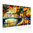 ART Graphic 9 3A Canvas Framed Printed Wall Art ~ More Size