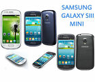 Samsung Galaxy S III Mini i8200 Andoid Unlocked 8GB New Phone GT-i8200