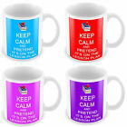 Keep Calm and Pretend Its On The Lesson Plan Mug Cup