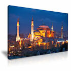 CITYSCAPE Europe Turkey 2 1L Canvas Framed Printed Wall Art ~ More Size