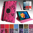 PU Leather SMART Case Cover Stand For Apple iPad MINI 3 2 1 + Accessories Bundle