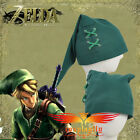 W0510  The Legend of Zelda Link Green Hat Custom Made