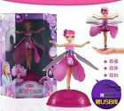 FLUTTERBYE like FLYING FAIRY DOLL - AVAILABLE IN PINK - Blue BRAND NEW IN BOX