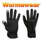 Battery Heated Glove Liners Warmawear Unisex Warm Motorcycle Winter Gloves