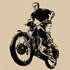 "Steve McQueen T shirt ""The King of Cool"" The Magnificent Seven The Great Escape"