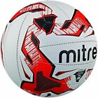 Mitre Tactic Football - Size 4 / 5 Match Training Ball Astro Grass Outdoor White