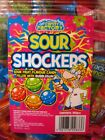 RETRO SWEETS JTS SOUR SHOCKERS 5 TO A FULL JAR OF 200 PICK FROM MENU