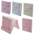 1 Owl Nail Files Emery Boards Pack Girls Ladies Christmas Stocking Fillers Gift