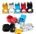 Fixed Gear Bicycle Mountain Bike Aluminum Alloy Short Handlebar Stem Riser BMX