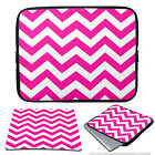 """11-15.6"""" Laptop Soft Sleeve Case Bag Cover+Mouse Pad For MacBook Pro Air Acer HP"""