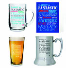 Personalised Gifts For Him.. Pint Glass, Chocolate, Card, Notebook, Tankard