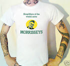 Morrisseys Shopping T-Shirt Not Morrisons Smiths Funny