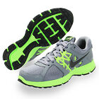 New Nike Air Relentless 2 Grey / Electrc Green / Black Mens Running Shoes 511914-012